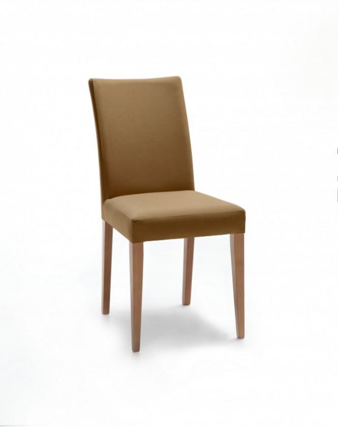 Jídelní židle Fernanda (dub / látka antara béžová)