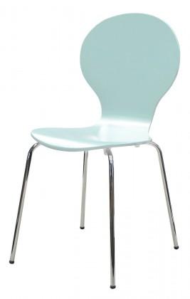 Jídelní židle Flower - Jídelní židle (mořská zeleň)