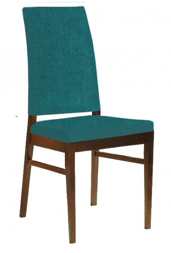 Jídelní židle Genosa  (jasan/orion mořská zeleň)