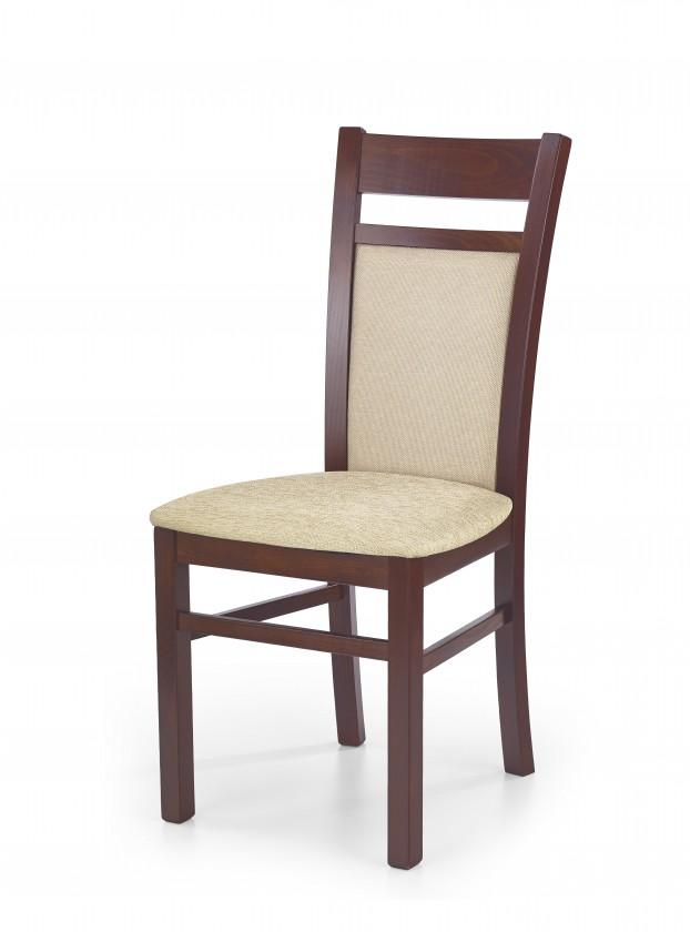 Jídelní židle Gerard 2 - Jídelní židle (béžová, třešeň)