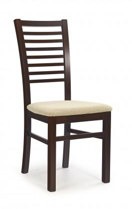 Jídelní židle Gerard 6 (ořech tmavý)