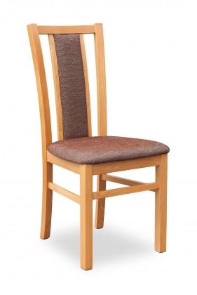 Jídelní židle Gerard 8  (hnědá torrent brown, olše)