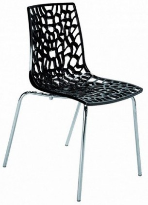 Jídelní židle Groove(nero)