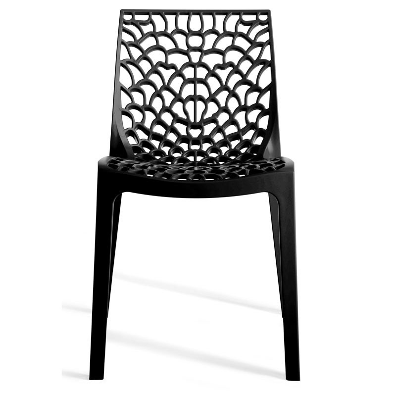 Jídelní židle Gruvyer(juta)