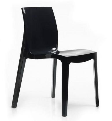 Jídelní židle Ice(antracite)