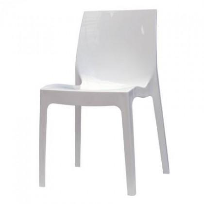 Jídelní židle Ice(bianco)
