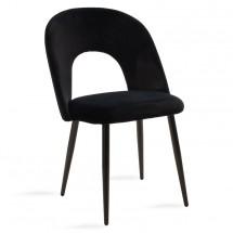 Jídelní židle Janet černá