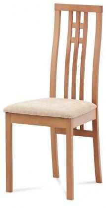 Jídelní židle Jídelní židle Alora krémová, buk