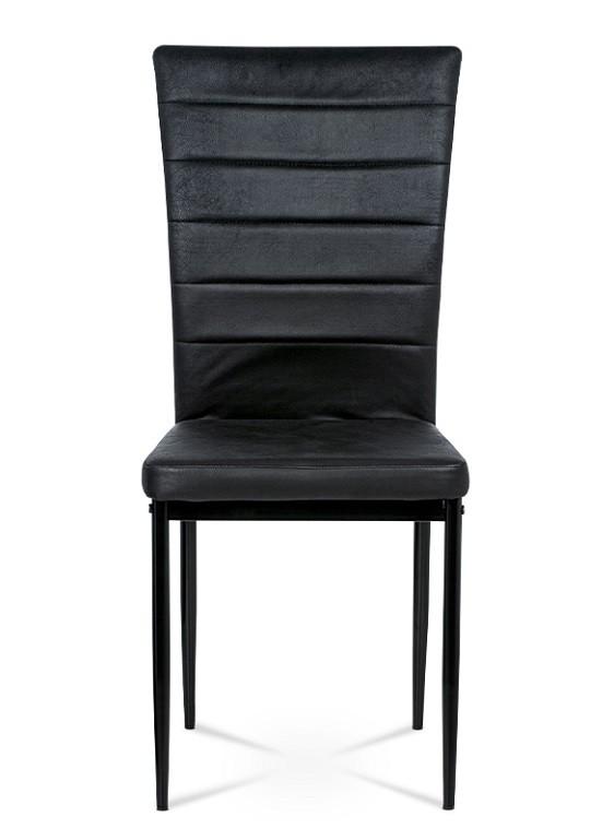 Jídelní židle Jídelní židle Borge černá