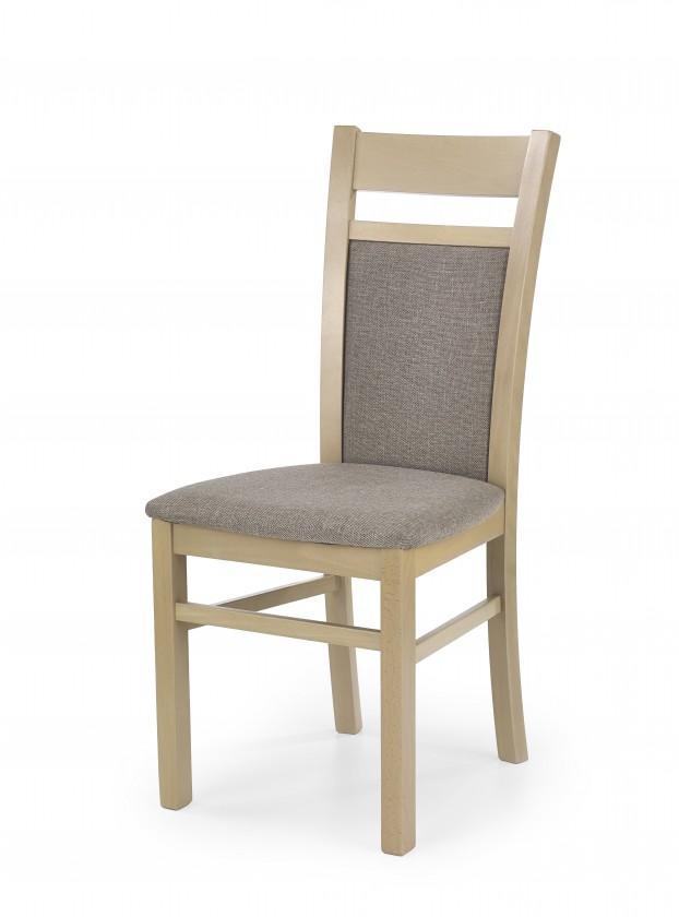 Jídelní židle Jídelní židle Gerard 2 (světle hnědá, dub sonoma)
