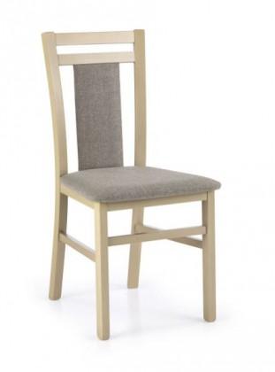 Jídelní židle Jídelní židle Hubert 8 šedá, dub