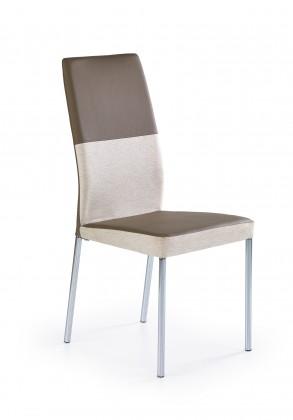 Jídelní židle Jídelní židle K173 hnědá, béžová
