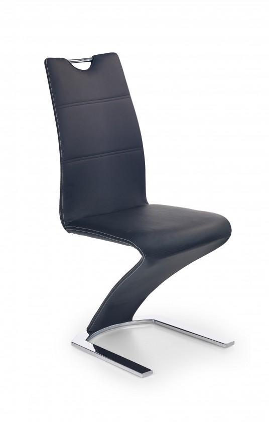 Jídelní židle Jídelní židle K188 černá