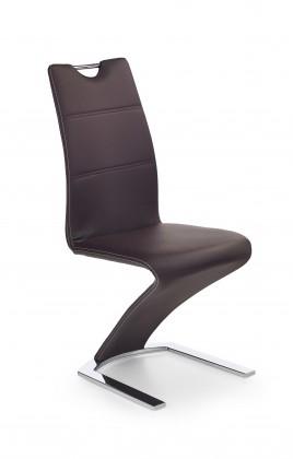 Jídelní židle Jídelní židle K188 hnědá