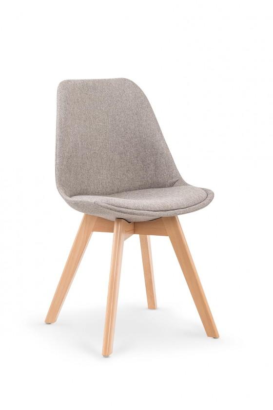 Jídelní židle Jídelní židle K303 šedá