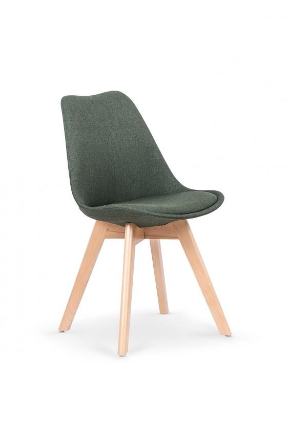 Jídelní židle Jídelní židle K303 zelená