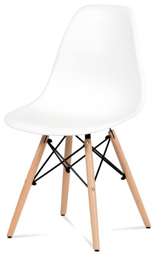 Jídelní židle Jídelní židle Mila bílá