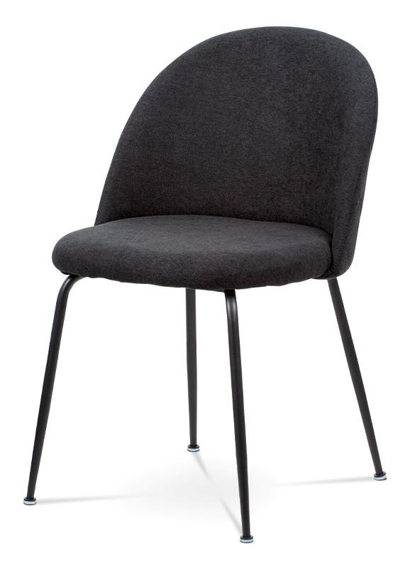 Jídelní židle Jídelní židle Prudence (černá)