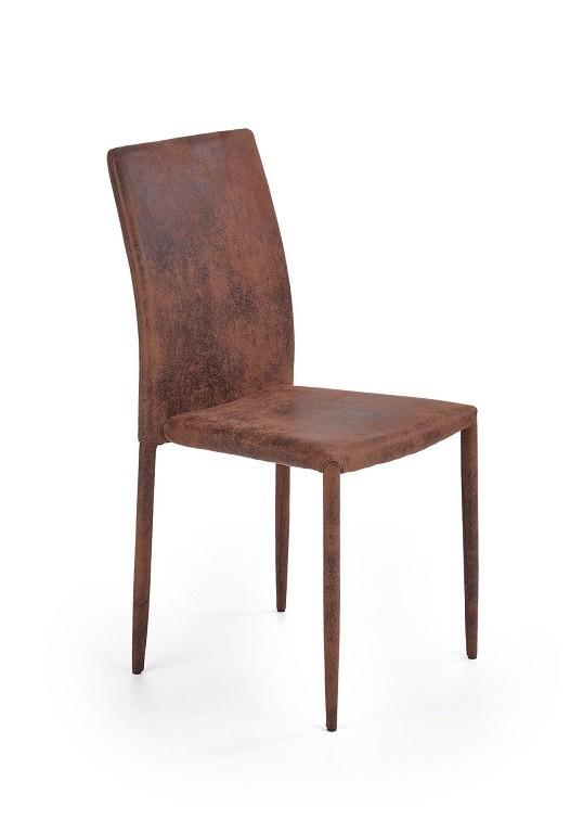 Jídelní židle Jídelní židle Saiza hnědá