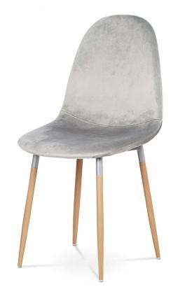 Jídelní židle Jídelní židle Tichuana (šedá)