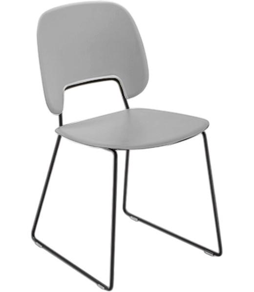 Jídelní židle Jídelní židle Traffic-t šedá