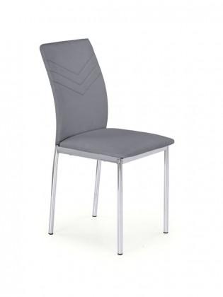 Jídelní židle K137 (šedá)