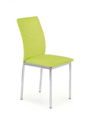 Jídelní židle K137 zelená