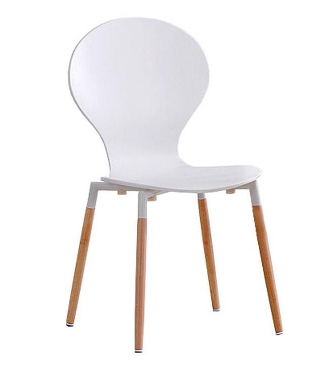Jídelní židle K164 (bílá)