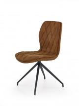 Jídelní židle K237 hnědá