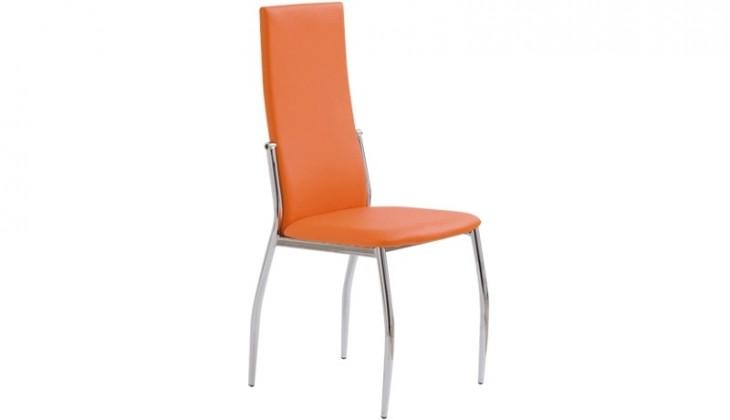 Jídelní židle K3 (oranžová)