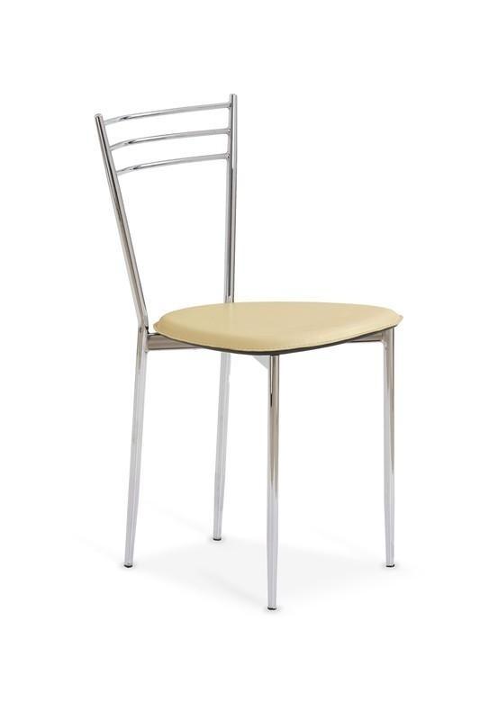 Jídelní židle K7 - Židle chrom