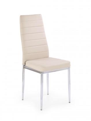 Jídelní židle K70C (béžová)
