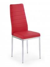 Jídelní židle K70C červená
