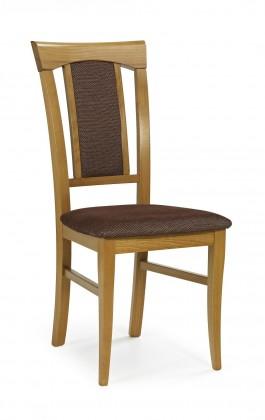 Jídelní židle Konrad  (hnědá torrent brown, olše)