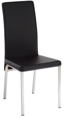 Jídelní židle Miriam (černá)