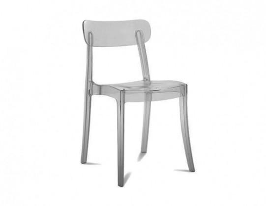 Jídelní židle New Retro - Jídelní židle (kouřově šedá)