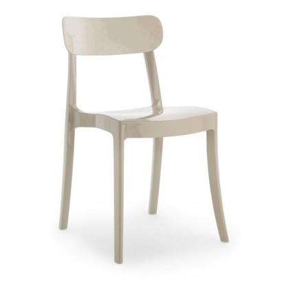 Jídelní židle New Retro - Jídelní židle (písková)