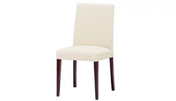 Jídelní židle One (Krémová/wenge)