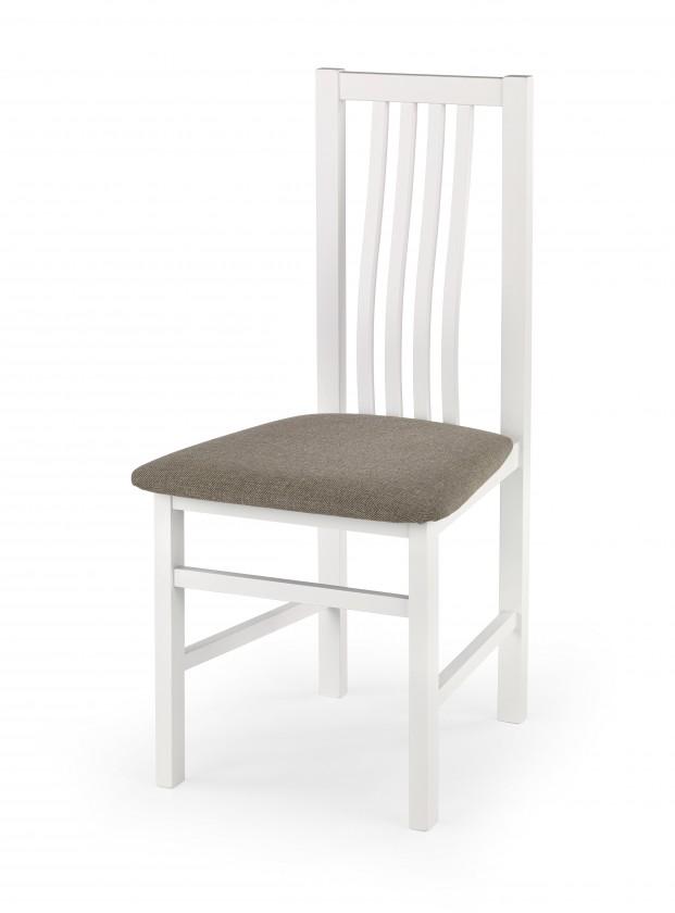 Jídelní židle Pawel - Jídelní židle (světle hnědá, bílá)