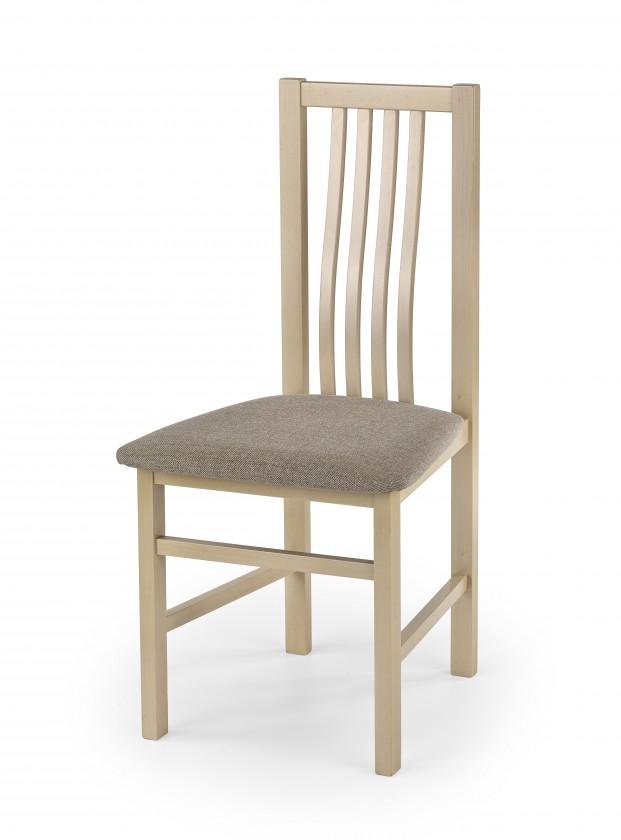 Jídelní židle Pawel - Jídelní židle (světle hnědá, dub sonoma)