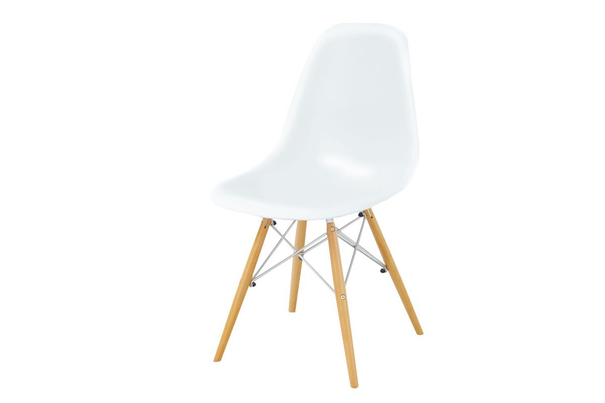 Jídelní židle PEVERO(abs, chrom, buk)