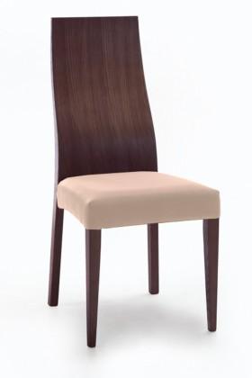 Jídelní židle Pinta  (jasan/antara světle hnědá)