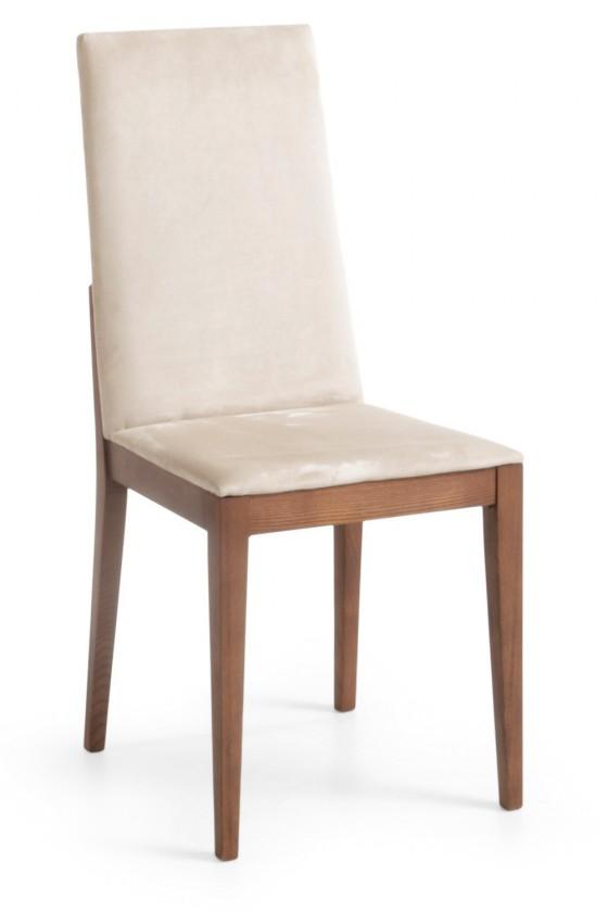 Jídelní židle Rabida  (jasan/antara krémová)