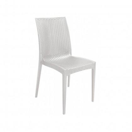 Jídelní židle Rattan(bianco)