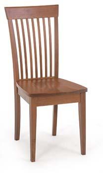 Jídelní židle RUTALI(kaučukovník, moření třešeň)