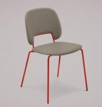 Jídelní židle Traffic-t šedá