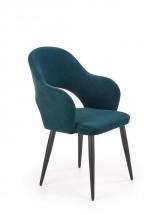 Jídelní židle Tunja zelená