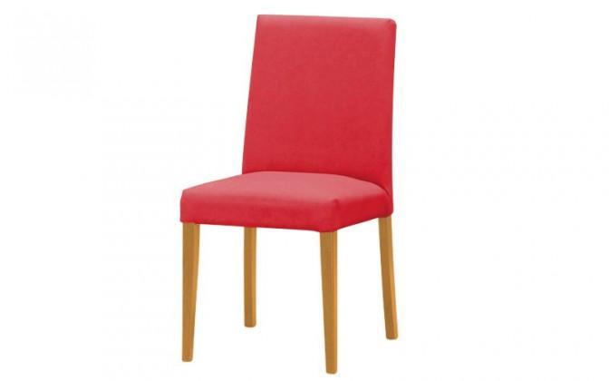 Jídelní židle Uno(buk/carabu bordo 80)