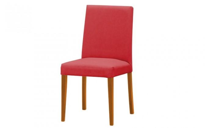 Jídelní židle Uno(olše/carabu bordo 80)