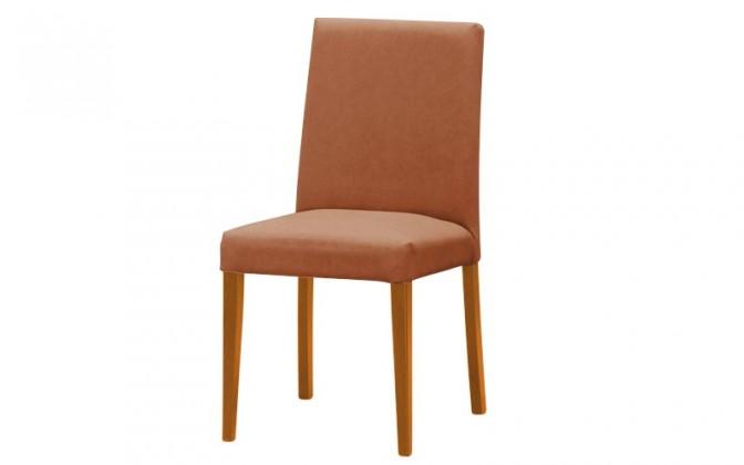Jídelní židle Uno(olše/carabu terracotta 75)
